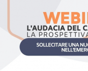 WEBINAR L'AUDACIA DEL CAMBIAMENTO - La prospettiva personale