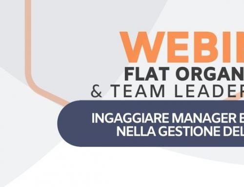 FLAT ORGANIZATION & TEAM LEADERSHIP II ED.- Ingaggiare manager e collaboratori nella gestione dell'imprevisto
