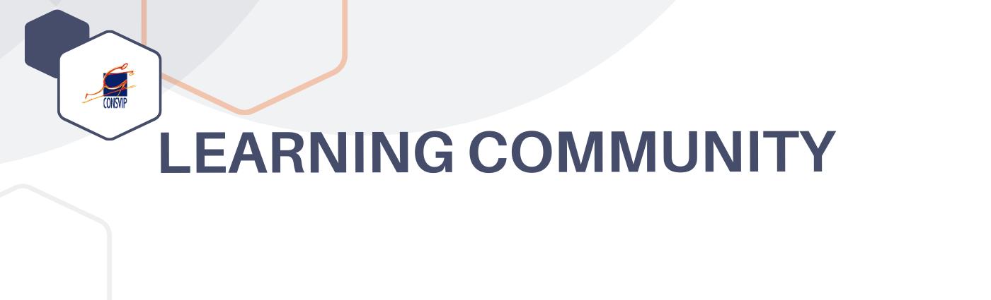 LEARNING COMMUNITY